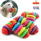 UKstock Durable Rubber Dog Puppy Cat Dental Teething Healthy Teeth Gums Chew Toy