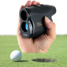 6X Digital Golf Laser Range Finder 600M/900M/1200M/1500M Distance Speed Meter UK