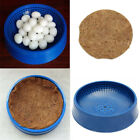 Blue Pigeon Supplies Dehumidification Bird Basin Nest Bowl Natural Grass Mat
