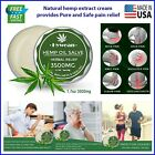 Hemp Cream for Pain Relief, Store Muscle & Joint Pain, Back Pain....5000Mg $19.99 USD on eBay