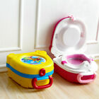 Kids Potty Training Toilet Seat Travel Car Portable Urinal Child Toddler Chair image
