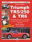 How To Restore Triumph TR5 250 & TR6 Motor Trim Manual New Book picture