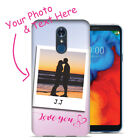 Personalized Custom Text Letter Image Photo Case Cover For LG Phone Pictures