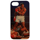 For Apple iPhone XR/XS/X/8/7 Plus Real Wood Wooden Fit Case Cover- Muhammad Ali