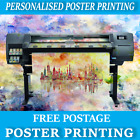 A0 A1 A2 A3 A4 PRINTING SERVICE Print posters Personalised Photo