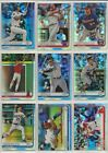 2019 Topps Chrome Baseball Prism Refractor U Pick Your Cards ~ Buy 5 Get 2 FREE on Ebay