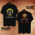 New Guns N' Roses Not in This Lifetime 2019 Tour Dates T-shirt tee all size image