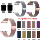 Magnetic Milanese Loop Wristwatch Bands Strap For Apple Watch Series 4 40MM 44MM image