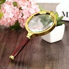 60/70/80MM 5X/10X Handheld Jewelry Magnifier Magnifying Glass Jewelry Loupe T