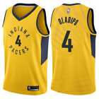 Indiana Pacers # 4 Victor Oladipo Basketball Jersey yellow Size: S - XXL on eBay
