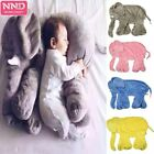 New  Stuffed Animal Soft Cushion Baby Sleeping Soft Pillow Elephant Plush Cute
