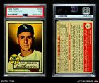 1952 Topps #159 Saul Rogovin Cream Back White Sox PSA 7 - NM