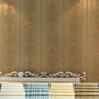 10M European Style Embossed Textured Non-woven Wall Paper Wall Sticker Decor