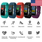 Smart Watch Activity Tracker Wrist Band Bracelet Support For Android & iOS Phone