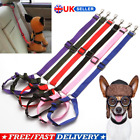 4Color Strong Pet Dog Car Seat Belt ADJ Safety Harnesses Travel Lead Nylon Strap