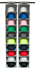 Boxy Concepts Hat Rack 10 Shelf Hanging Closet Hat Organizer