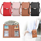 Womens Ladies Handbags Small Leather Crossbody Bag Purse Cell Phone Travel Bag