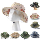 New Arrival Men Women Outdoor Fisherman Hat Hiking Fishing Camouflage Jungle Hat