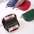 Women's Short Small Wallet Lady Leather Folding Coin Card Holder Money Purse New