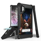 Military Grade Shockproof Case Hybrid Cover for Samsung Galaxy Note 10 Plus