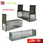 Life Trap Mesh Holes Sturdy Reinforced Frame Foldable 80/100/150 cm Selectable