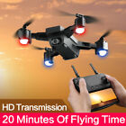 Foldable S20 RC Drone Quadcopter WIFI 1080P HD Camera FPV GPS Positioning