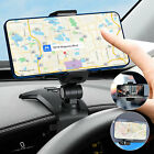 360 Degree Adjustable Car Cup Holder Stand Cradle Mount For Cell Phone Universal