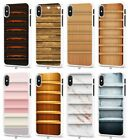 Shelf Bookcase Style Mobile Case Cover for Apple iPhone Models S038