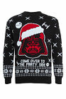 Mens Christmas Xmas Jumper Sweater Novelty Jumpers Ugly Retro Santa Reindeer