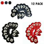 Iron Head Covers Set Golf Leather 12 Pcs Cheap Water-proof Oversize 3 Colors USA