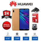 "New Huawei Y6 2019 6.09""  Unlocked Smartphone 2GB RAM 32GB Storage -Amber Brown"