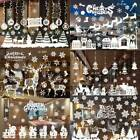 Merry Christmas Vinyl Art Home Window Store Wall Sticker Decal Decor Removable
