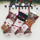 Christmas Tree Ornaments Christmas Stockings Gift Bag Christmas Gift Socks Decor