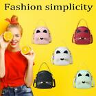 Fashion PU Leather Messenger Shoulder Bags Women Cartoon Cute Cat Small Backpack image