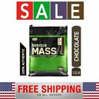 Optimum Nutrition Serious Mass Protein Powder, Chocolate, 50g Protein, 12 Lb $44.99 USD on eBay