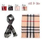 Kyпить Scarf 100% CASHMERE Camel Plaid tartan Design Soft Warm Made in SCOTLAND на еВаy.соm