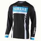 NEW 2020 TROY LEE DESIGNS TLD GP YAMAHA MOTOCROSS JERSEY CYAN ALL SIZES