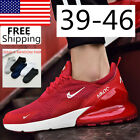 Men's Flyknit Air 270 Running Jogging Shoes Casual Shoes Fashion Sports Shoes