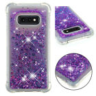Dynamic Liquid Glitter Bling Case For Samsung Note10 Pro S8 S9 S10 Plus Note 8 9