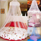 US Stock Baby Mosquito Net Bed Kids Canopy Bed Cover Curtain Bedding Dome Decor image