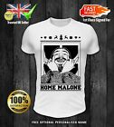 Post Malone T-Shirt Home Malone Christmas Ugly ADULTS MENS WOMENS T SHIRT for sale  Shipping to Ireland