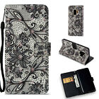 Luxury Magnet Hybrid Flip Wallet Card Slot Pu Leather Stand Case Cover For Phone