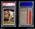 1957 Topps #30 Pee Wee Reese Dodgers PSA 7 - NMBaseball Cards - 213