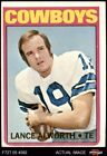 1972 Topps #248 Lance Alworth Cowboys 3 - VG $8.0 USD on eBay