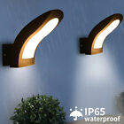 10W Outdoor LED Wall Lamp Outdoor Waterproof Outdoor Porch Lights for Garden