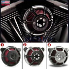 For harley Softail Fatboy Dyna Cross Bones air cleaner Touring FLHX 2001-2007