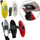 Внешний вид - 40KG Digital Oval Shape Digital Luggage Scale Digital Travel Weigh Suitcases Bag