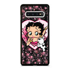 BETTY BOOP CUT LOVE Samsung Galaxy S7 S8 S9 S10 5G S10e Edge Plus Case $15.9 USD on eBay