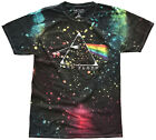 Pink Floyd Dark Side Of The Moon Prism Tie Dye Men's T-Shirt New image