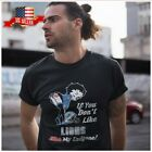 FREESHIP If You Don't Like Kiss My Endzone Betty Boop Detroit Lions NFL T-Shirt $19.99 USD on eBay